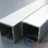 精加工不同规格铝方管圆管 最优质铝型材