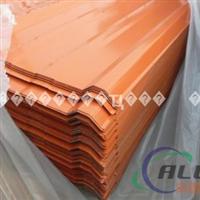 3003防锈合金铝板与3003防锈铝瓦楞板价格对比