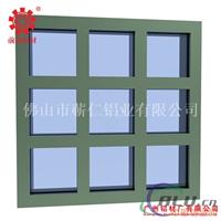 幕墙铝型材工程订料