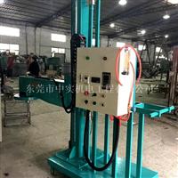 深圳公明精密压铸厂用铝液除渣机