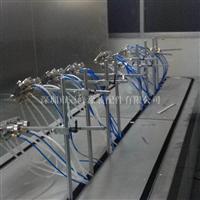 冠峰全自动喷油生产线设备性能稳定如磐石