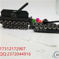 26轮校直器  0.6mm线材校直器 漆包线校直器