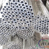 3003易折弯薄壁铝管