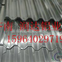 750型瓦楞铝板