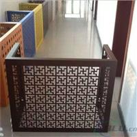 高档楼盘空调防护罩 铝合金空调保护罩
