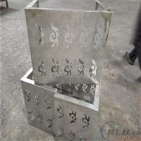 厂家定制美化楼宇建筑铝合金空调罩规格尺寸