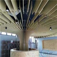 舟山市艺术装饰弧形铝方通铝方管生产厂家