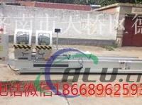 【新疆乌鲁木齐断桥铝门窗加工设备多少钱】