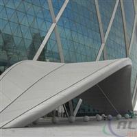 長期生產外墻銀灰色鋁單板幕墻大廠家