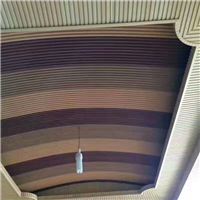 木纹长城铝板 厂家批发价格