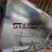 厂家批发:指针镜面铝板 轮船5052防滑铝板