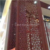 台州市铝窗花价格