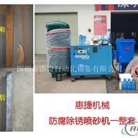 防腐处理专用环保型喷砂机