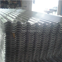 1.9个厚5052防锈铝瓦楞板规格表