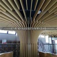 造型铝树方管拼接,造型铝板焊接