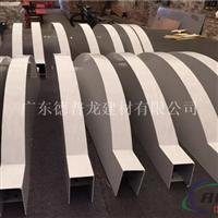 木纹弧形铝方通_广东型材铝方通厂家