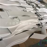 弧形木纹铝方通 弧形铝方通生产厂家