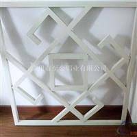 海南铝合金造型型材窗花生产厂家