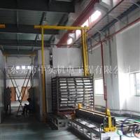 供应铝型材大型燃气式铝合金时效炉厂家