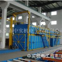 铝合金T6热处理厂家 台车式铝合金时效炉