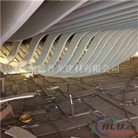 重庆弧形铝方通工艺,铝方通室内装饰效果。