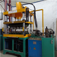 120吨铝天花生产设备_铝天花加工设备液压机