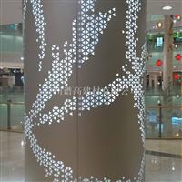 镂空雕花氟碳铝单板 天花