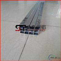 6061铝方管 外墙铝方通 铝方通吊顶