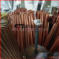 阳极氧化铝管 6063氧化铝管 多色可选