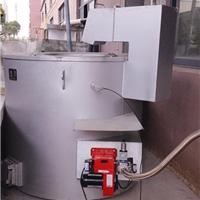 供应100公斤熔铝炉 天燃气熔炼炉制造厂