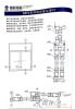Aluminum profile for windows&doors
