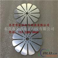 金泓LED铝箔散热器  铝散热器