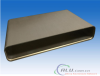 Aluminum extrusion for portable power bank