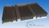 Giant size of aluminum extrusion heat sinks