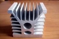 供应铝合金散热器型材