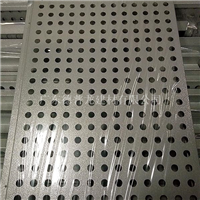 传祺4s店金属银灰色幕墙装饰板