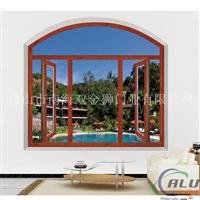 72型双外开系列铝合金窗价格,铝合金窗制作