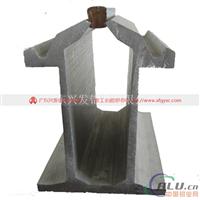 广东兴发铝业导电导轨铝型材