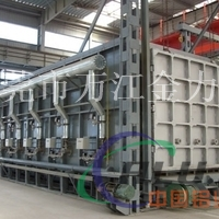 台车式铝合金时效炉供应铝合金时效炉价格