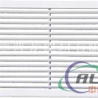 外墙装饰百叶窗丨铝百叶窗风口厂家 德普龙
