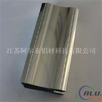 提供铝型材喷砂 拉丝 抛光 氧化等表面处理
