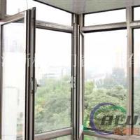 忠旺铝木复合门窗安装