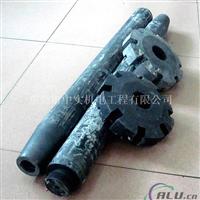 供应铝液精炼除气石墨转子 石墨转子供应