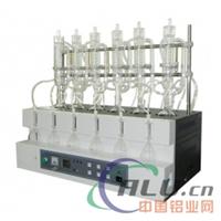 智能一体化蒸馏仪ST106-3RW3