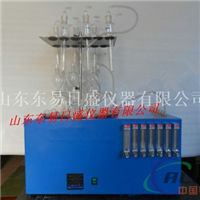 水质硫化物-酸化吹气仪DY-HS60型