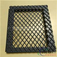 金属勾搭式拉网铝单板 厂家直销铝网格天花
