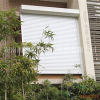 铝合金小区卷帘窗,铝合金卷帘窗