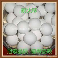 高鋁耐火球理化指標