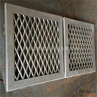 铝拉网板 拉网板厂家 铝拉网板案例