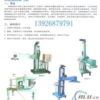 移动式铝水精炼除气机供应